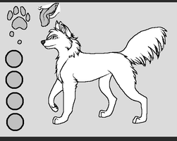 Wolf Makeable by Fainira