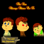 Tim ATC - The Sun Always Shines On Tv Album Cover by FireFoxOmicron