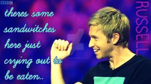 Russell Howard sandw.. by mockthedeviant