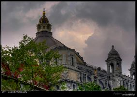 Antwerp Station by Mordredh