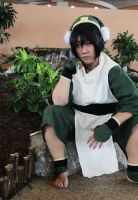 Toph Beifong by MicroLowe