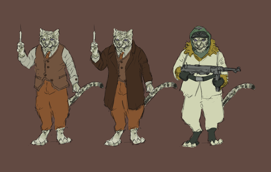 Dr. Steiner Reference by AnimalCogitantium