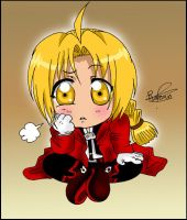 wating for FMA movie XD by rose123321123