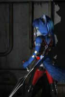 Dramatic BlueRayne by Daymond42