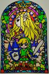 Hero of the Wind (Wind Waker Week Day 4) by studioofmm