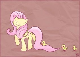Follow me, Sweethearts! by Balloons504
