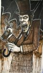 Tom Waits by theMIMS