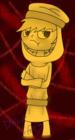 Grumpy Stephano by DibFan4LifeX3
