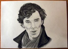 Sherlock - DONE by Shiyo20