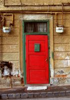 Red door by 7DS7