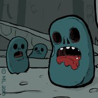 Zombeans by robocluck