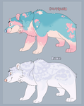 Fantasy Bear Adopts -CLOSED- by MBPanther