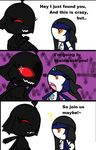 Join us maybe by Andledee