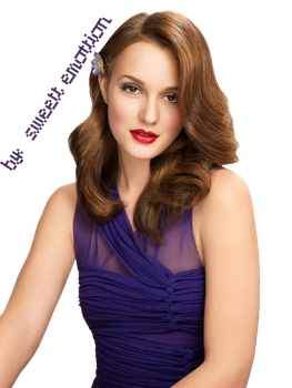 Leighton Meester PNG by SweettEmottion