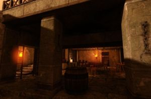 Spartacus Ludus View2 - UDK by ADEdge