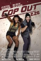 My 'Cop Out' Movie Poster by MosheSeldin
