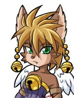 Daena Bust doodle by rongs1234