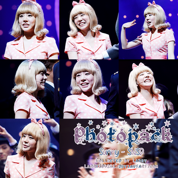 {Photopack #13} Sunny (SNSD) by Larry1042k1