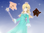 Rosalina - Traveller of the Galaxy by Reyna-Mirai