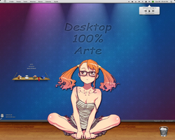 Desktop  arte by NetoBettini