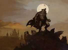 wolfman by Taris