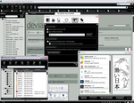 BlackJapan - for Firefox 2.0 by thecrayolakidd