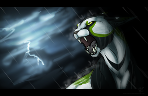 Nitro - Facing the Storm by Chaotic--Edge