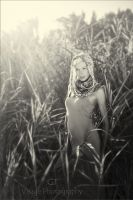 Lady in the Reeds by GJ-Vernon