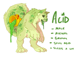 Acid OC by VxDKA