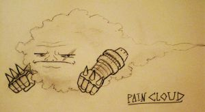 The Glorious Pain Cloud by TheCongressman1