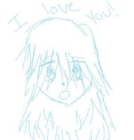I Love You by CometStre