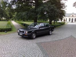BMW E30 1985 by FataMorgana2012