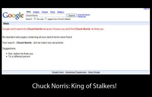 Chuck Norris: King of Stalkers by 7izanami2