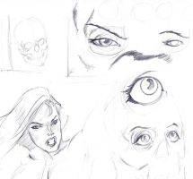 Skull Shape And Eyes Studies0001 by Sysiphos