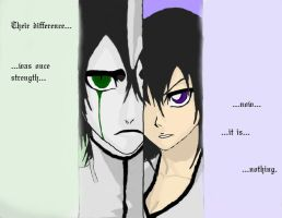 Siblings of the past color by soulreaperrukia95