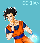 Gokhan REMAKE by SonGohanZ