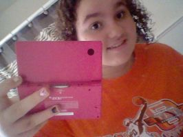 Me and My Dsi by rhidreams