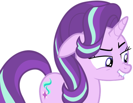 Starlight Glimmer about to be sly by Tardifice