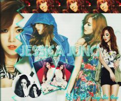 SNSD Jessica Jung  / Jung Soo Yeon by JoseCr97