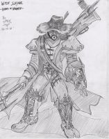 Witch Slayer by Hank88