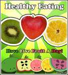 Healthy Eating by Graype
