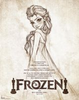 Frozen Oscars - by David Kawena by davidkawena