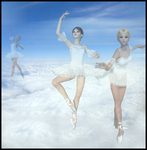 .: Dancers in a Day Dream :. by Icesis