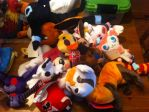 Con Leftovers: plush by LordBoop
