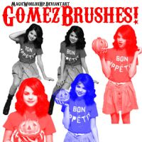 GomezBrushes by MagicWorldxHp