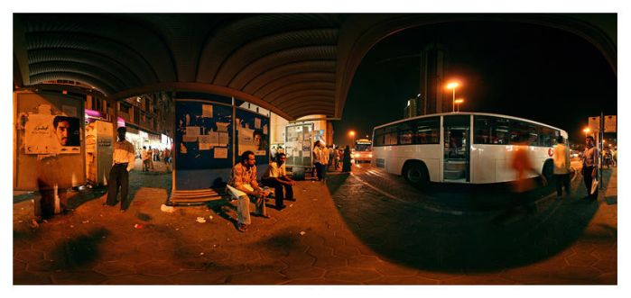 Bus Stop by 36o