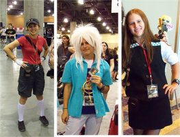 My Phoenix Comicon Cosplays by TimelordWitch10