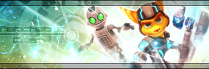 Sign14: Ratchet And Clank by Pstrnil