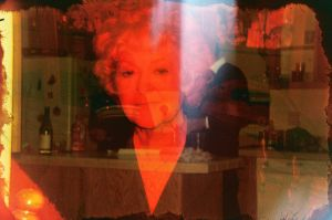 Holga - Red Grandma by montia