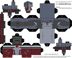Cubee- Panthro '2011' by CyberDrone